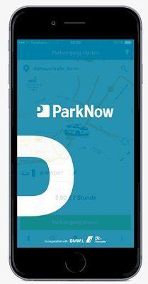 Berlin: 5€ Gutschein von ParkNow