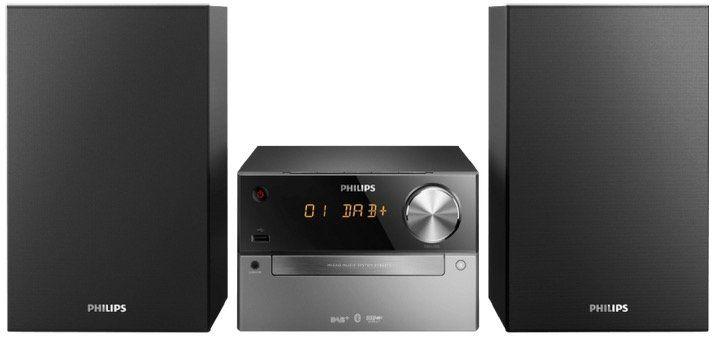 Philips BTB2315 Micro Anlage (20 Watt, DAB+) für 75€ (statt 147€)