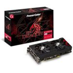 Vorbei! PowerColor Radeon 4GB RX 570 Red Dragon + 2 Games für 117,99€ inkl. VSK