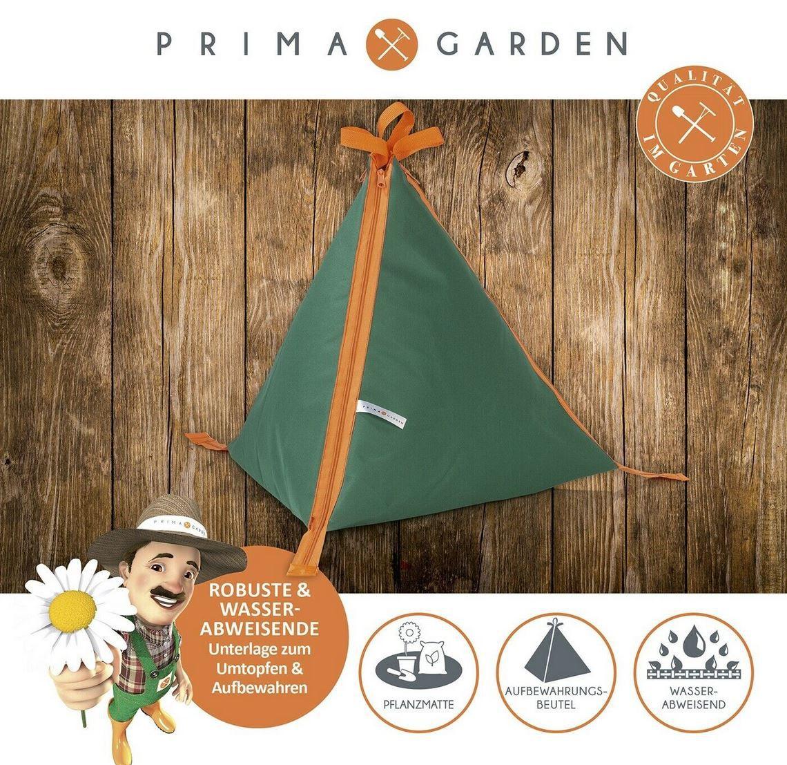PRIMA GARDEN Pflanzunterlage und Utensilienbeutel für 14,90€ (statt 24€)