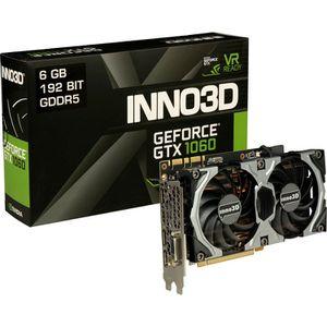 INNO3D GeForce GTX 1060 Gaming OC Grafikkarte für 169,20€ (statt 189€)