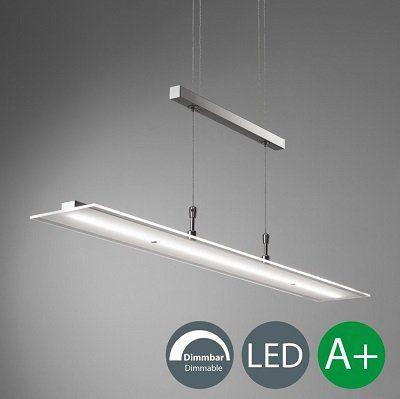 B.K. Licht höhenverstellbare LED Pendelleuchte (BKL1001) für 59,99€ (statt 70€)