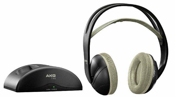 AKG K912 Over Ear Funkkopfhörer für 36,99€ (statt 44€)