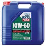 Vorbei! 20 Liter Liqui Moly SYNTHOIL RACE TECH GT1 10W-60 Motoröl für 16,32€ (statt 175€)
