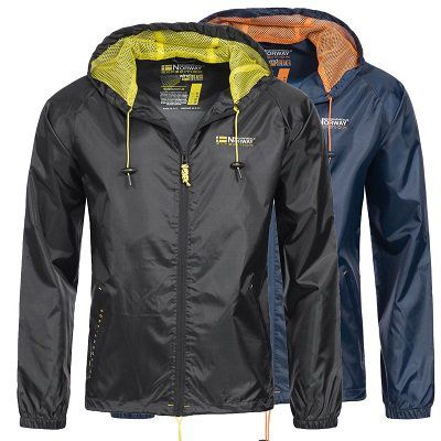 Geographical Norway Baxter Herren Windbreakerjacke für 23,90€ (statt 30€)