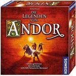 KOSMOS Die Legenden von Andor für 24,99€ (statt 29€)