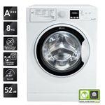 Bauknecht Waschmaschine FWM 8F4 mit 8 kg Nutzlast für 279,90€ (statt 330€)