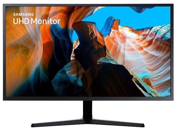 Samsung U32J592UQU 32 Ultra HD Monitor mit 3840x2160 Pixeln für 319€ (statt 424€)