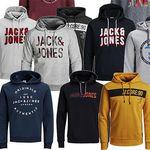 3er Pack: Jack & Jones Hoodies in vielen Varianten für je 48,96€ – nur 16,32€ pro Hoodie
