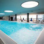 🏊Tageskarte für 2 Personen für Open Sky Spa im 5* Steigenberger Airport Hotel Frankfurt inkl. Tee & 20€ Wertgutschein für 29€