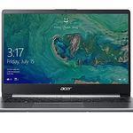 ACER Swift 1 (SF114-32-P8GG)  14 Zoll FHD Notebook mit 4GB RAM 256 GB SSD für 444€ (statt 556€)