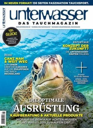 Unterwasser Jahresabo für 82,60€ + Prämie: 80€ Bestchoice Gutschein