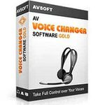 Kostenlos: AV Voice Changer Software Gold 7.0.62 (statt 35€)