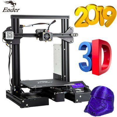 Creality Ender 3 Pro   3D Drucker (Upgraded) für 158,23€ (statt 239€)   aus DE
