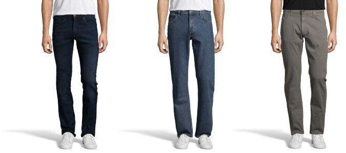 Lee Sale mit bis zu 76% Rabatt bei Veepee   z.B. Herren Jeans ab 17,99€