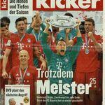 Kicker Jahresabo (52 Ausgaben) für 236,60€ inkl. 130€ Amazon Gutschein