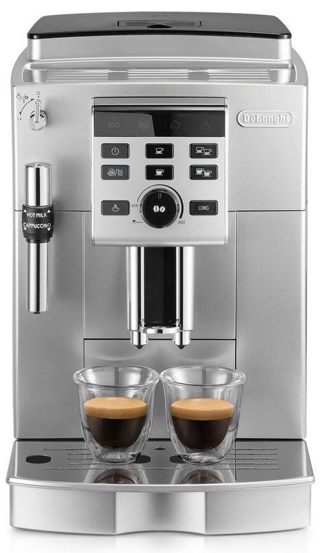 DeLonghi ECAM 25.120.SB Kaffeevollautomat + Milchaufschäumdüse für 303,99€ (statt 337€)