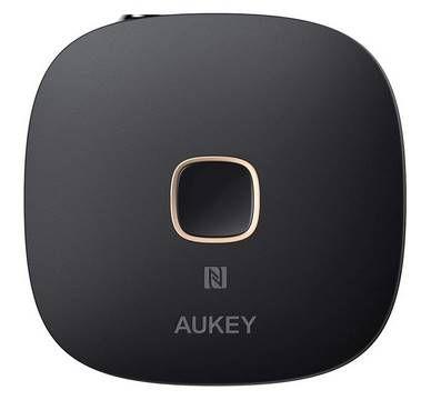 AUKEY BR C16 Bluetooth Audioadapter (NFC fähig) für 13,99€ (statt 19€)