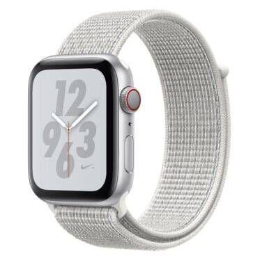 Apple Watch Series 4 Nike+ 44mm GPS für 414,81€ (statt 440€)