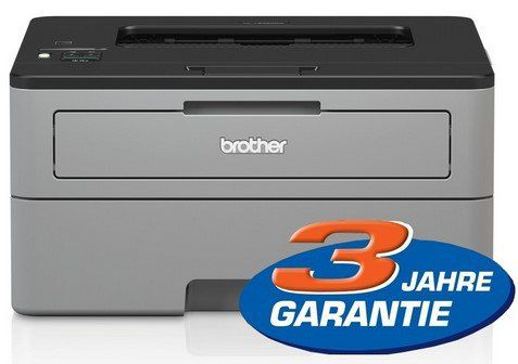 Brother HL L2350DW Laserdrucker s/w mit Duplex für 82,90€ (statt 97€)