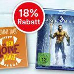 18% Rabatt auf Spielwaren, Filme, Hörbücher und Hörbuch-Downloads & mehr bei Thalia