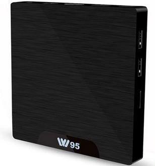 W95 TV Box mit 2GB / 16GB,  Android 7.1 für 20,58€