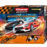 Bestpreis: Carrera GO!!! Mission Control Rennbahn nur 39€ (statt 54€)