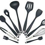 Küchelhelfer-Set aus Silikon (10 Teile) für 12,99€ – Prime