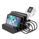 25% Rabatt auf diverse Multi-Port USB Ladestationen mit bis zu 60W ab 22,49€