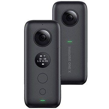 Insta360 ONE X 5,7K 360° Panorama Kamera mit 18MP für 336,75€ (statt 407€)