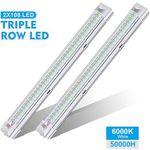 2er Pack: LED-Einbauleuchte mit 108 LEDs für 9,84€ – Prime