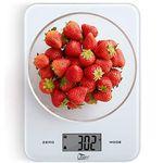 Digitale Küchenwaage (bis 8kg) für 7,99€ – Prime