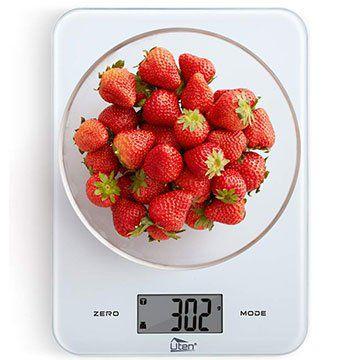 Digitale Küchenwaage (bis 8kg) für 7,99€   Prime