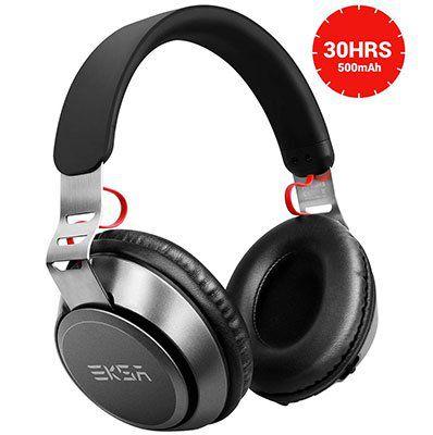 EKSA E100   Bluetooh OverEar Headset mit bis zu 30h für 17,99€   Prime