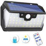 Vorbei! Solarleuchte für Außen mit Fernbedienung & 3 Modi für 11,99€ – Prime