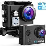 WiMiUS L2 – 4K Actioncam für 23,60€ (statt 59€)