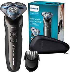 Philips S6640 Elektrischer Nass  und Trockenrasierer + Nasnehaartrimmer für 111€ (statt 149€)
