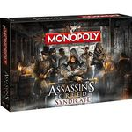 Winning-Moves Monopoly Assassin's Creed Syndicate für 21,99€ (statt 32€)
