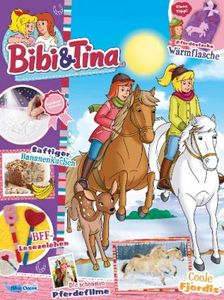 9 Ausgaben Bibi & Tina für 37,80€ + 30€ BestChoice Gutschein