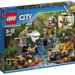 Lego City 60161 Dschungel-Forschungsstation für 49,99€(statt 62€)