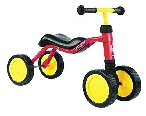 Puky Wutsch Laufrad in Rot für 33,99€(statt 40€)