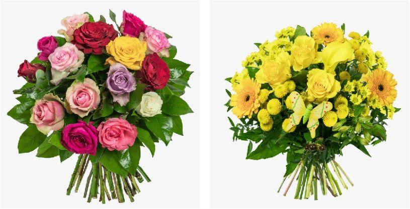 Blumen als Ostergruß mit 20% Rabatt bei Blume Ideal z.B. Strauß Schöne Ostern für 15,96€