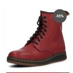 Dr. Martens Sale bei Top12 – z.B. Dr. Martens Newton Boots in Cherry Red für 77,24€ (statt 117€)