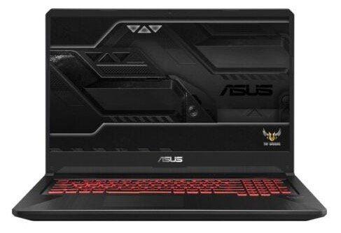 Asus Rog FX705GE EW074T   17 Zoll Gaming Notebook mit GTX 1050 Ti für 769€ (statt 892€)