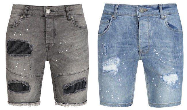 Brave Soul Herren Jeans Shorts für je 12,12€ zzgl. VSK