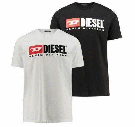 Diesel Herren T Shirt Division für 39,90€(statt 47€)