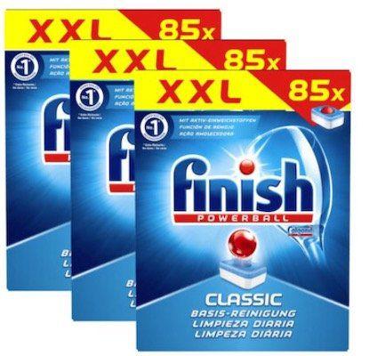 352x Finish Classic Regular Spülmaschinentabs für 27,99€ (statt 37€)