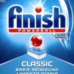 255 Finish Classic Regular Spülmaschinentabs für nur 18,99€