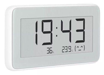 Xiaomi Mijia Hygrometer mit Uhr & Thermometer für 16€