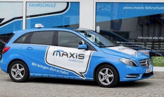 Lokal: 350€ Rabatt auf eure Führerscheinausbildung bei der Maxis Fahrschule   Jülich, Inden, Hückelhoven und nähe Heinsberg
